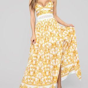 Holy Rich Maxi Dress